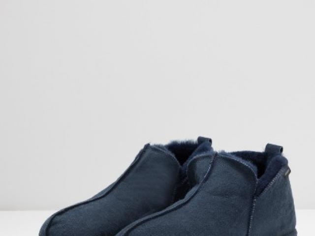 Pantoufles de qualité supérieure 100 % naturelles fabriqué en Suède (anton)