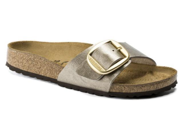 sandale MADRID BIRKENSTOCK avec voute plantaire ergonomique