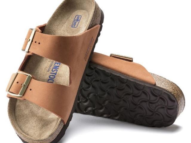 sandale ARIZONA BIRKENSTOCK avec voute plantaire ergonomique