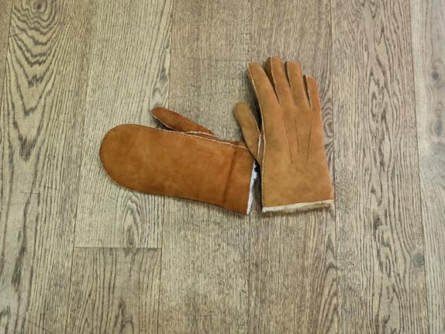 gants Hommes 100 % naturel