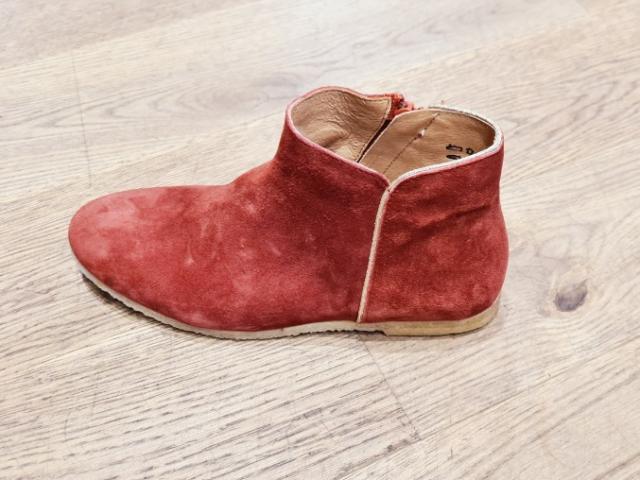 boot 's emile et ida  cuir