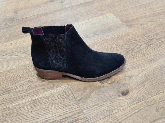 Boot's femme Aliwell cuir