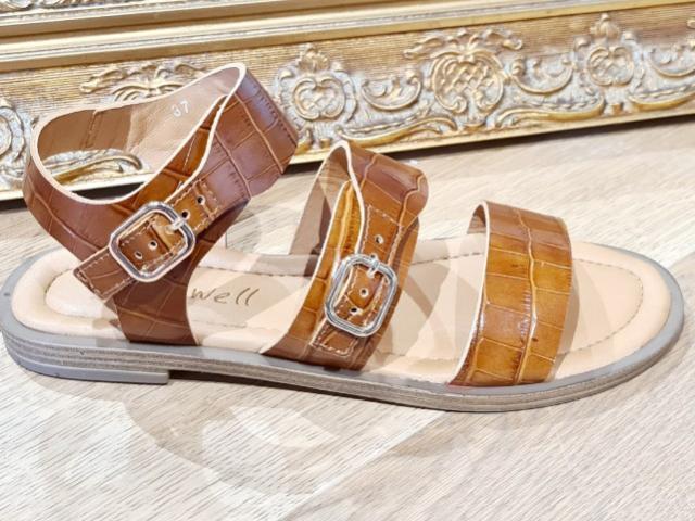 sandale Solal aliwell marque Marseillaise, confort et style.