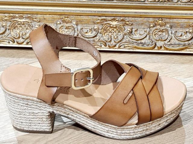 Sandale Palma Aliwell marque marseillaise confort et style