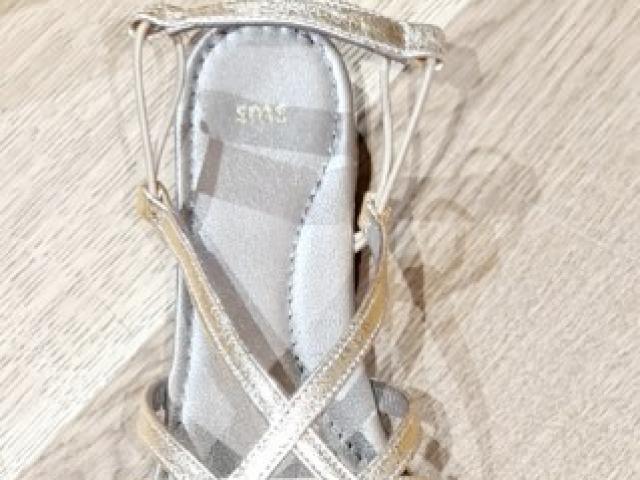 sandale valeria Sms marque marseillaise confort et style