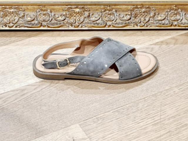 sandale Sati Aliwell marque marseillaise confort et style.