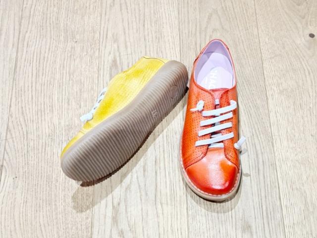 Chaussure Chacal très confortable et éthique .
