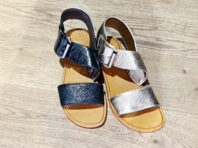 Sandale Nimal tout cuir (haute qualité) modèle goji .