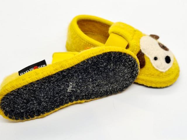 Pantoufles de qualité supérieure 100 % naturelles fabriqué en Allemagne (pets)