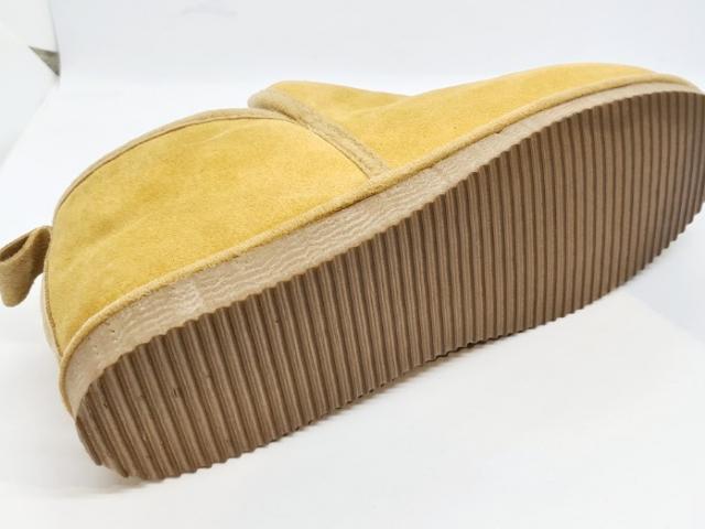 Pantoufles en véritable mouton 100% naturel créatrice française Milona