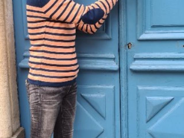 pull marin fabriqué en sud Finistère par des amoureux des belles choses