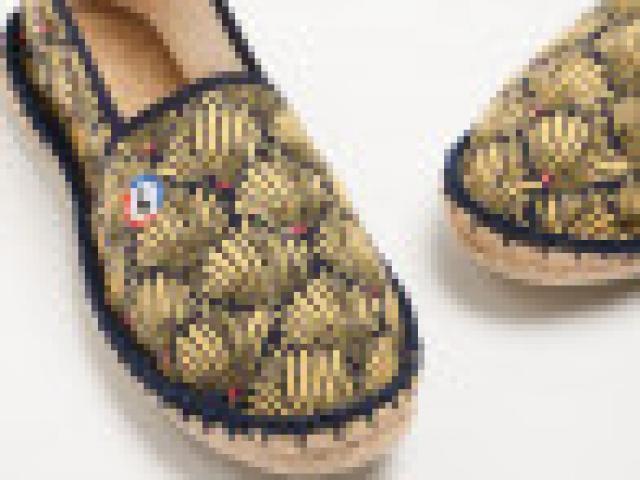 espadrille la pantoufle à pépère fabrication artisanale Française