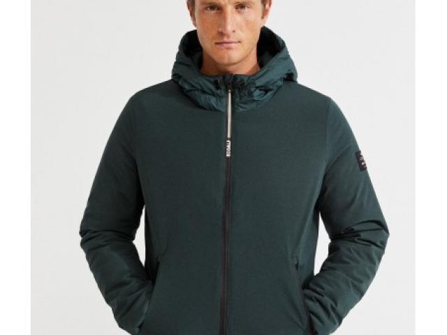veste doudoune Ecoalf légère et chaude et toujours écologique