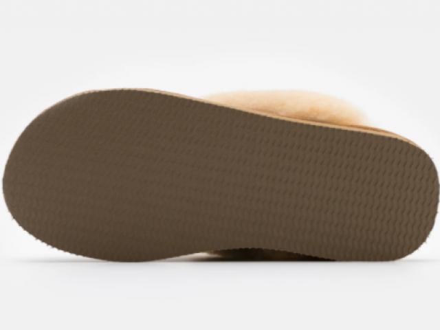Pantoufles SHEPERD100 % naturelles fabriqué en Suède (jessica)