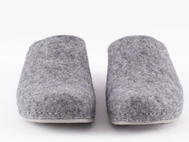 Pantoufles de qualité supérieure 100 % naturelles fabriqué en Suède