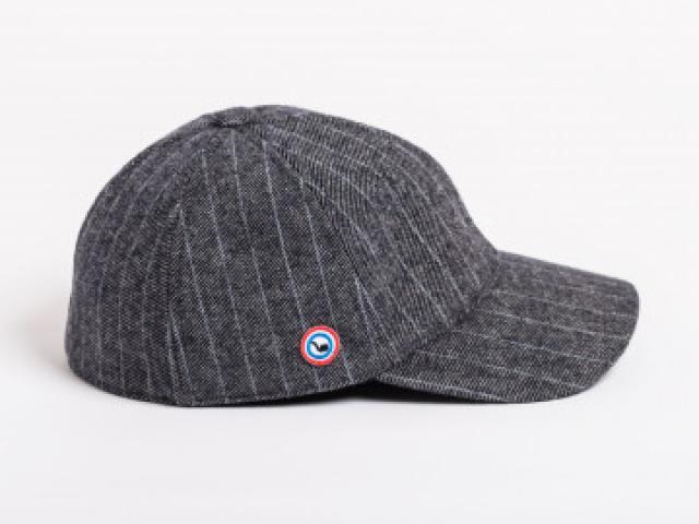 casquette caban fabrication française 100% naturel laine douce