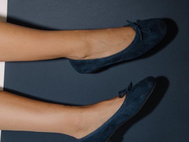 ballerines cuir ultra confortable de la marque française Reqins.