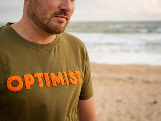 t-shirt mixte eco-responsable OPTIMIST' SUD FINISTERE ..