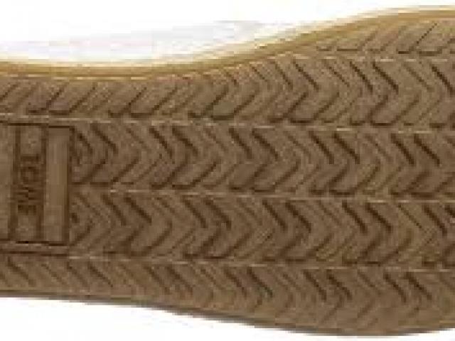 espadrille toms avec voute plantaire amovible confort et légère