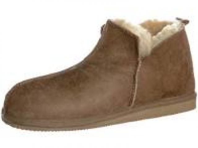 pantoufles 100 % naturelles de qualité supérieure en laine hugo