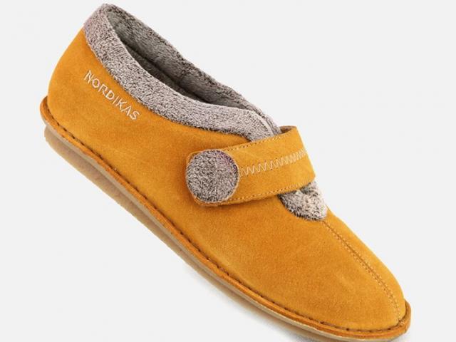 pantoufles NORDIKAS qualité supérieur confort et durabilité.