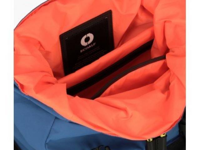 sac a dos recyclée Ecoalf ( model  SHERPA SAUVAGE )
