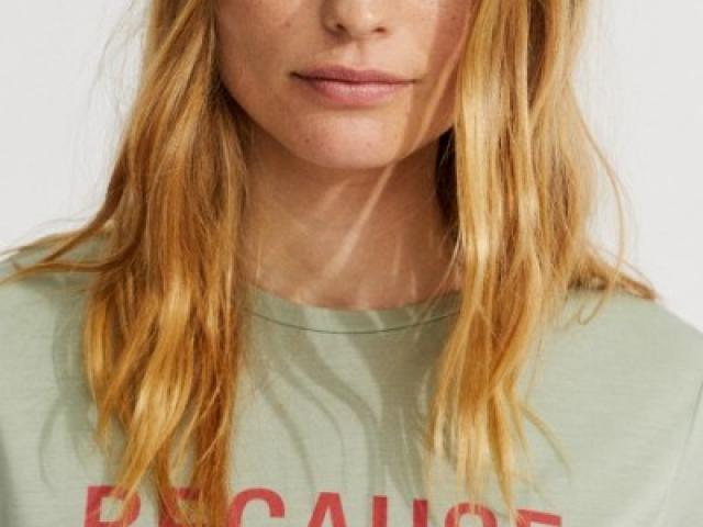 T-shirt  Ecoalf message , coton biologique et recyclé  Femme tout doux