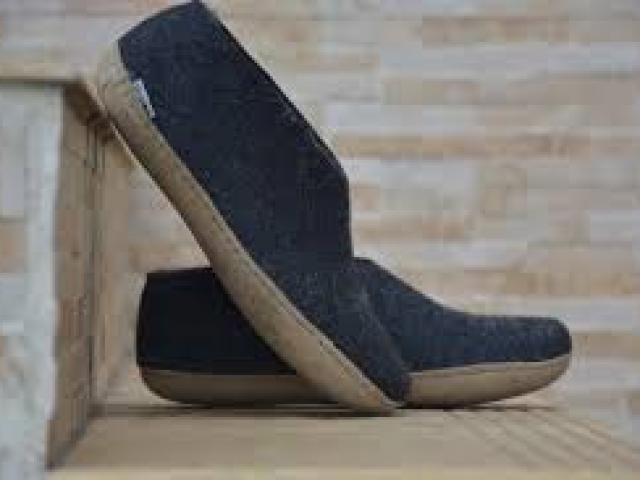chaussons 100% naturels fabriqué au Danemark confort optimal