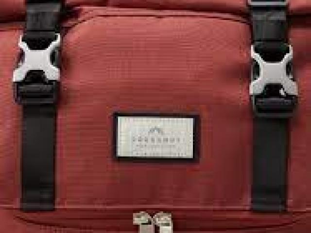 sac a dos DOUGHNUT model CHRISTOPHER MAROON / TEAL 18L