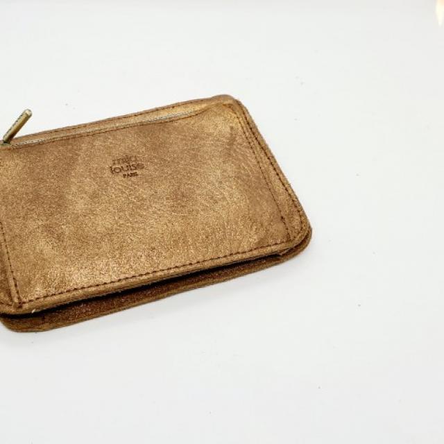 porte feuille / monnaie MILA LOUISE tout cuire model PALOMA