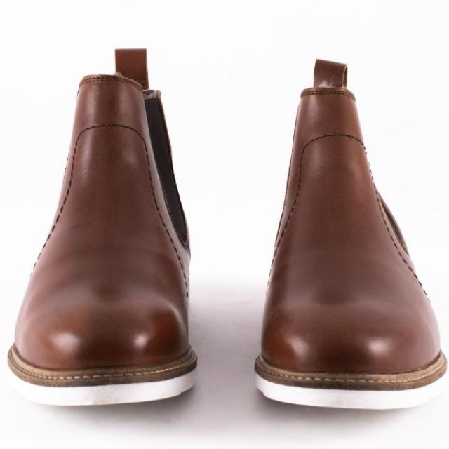 chaussure sheperd 100% naturel cuir doublé mouton ( stefan)