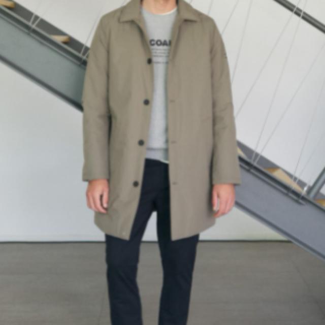 veste imperméable style chic décontracté 100 % recyclé HAMPSHIRE